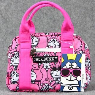 jack bunny ジャックバニーゴルフ用 カートバック ドラえもん ピンク(バッグ)