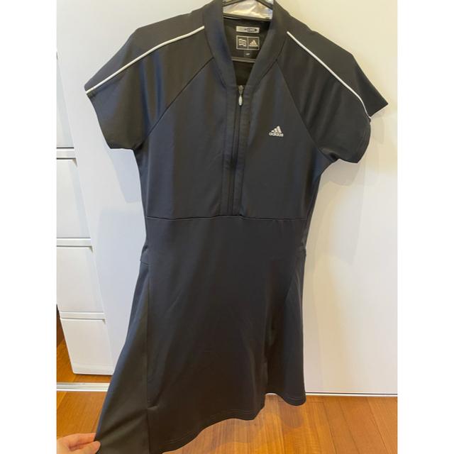 adidas(アディダス)のアディダス ゴルフウェア ワンピ スポーツ/アウトドアのゴルフ(ウエア)の商品写真