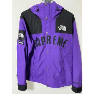 Supreme - Supreme THE NORTH FACE Arc Logo Purple M