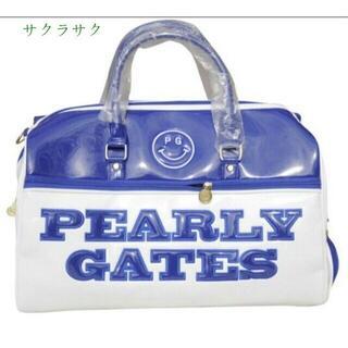 パーリーゲイツ(PEARLY GATES)の新品未使用 パーリーゲイツ pearly gates ボストンバッグa(バッグ)
