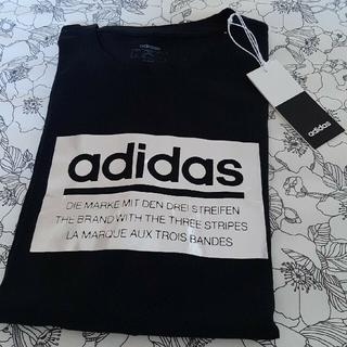 adidas - アディダスTシャツ 黒