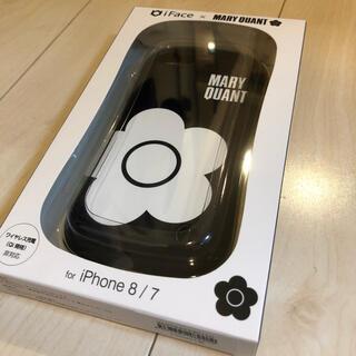 マリークワント(MARY QUANT)のマリークワント iface  iPhone(iPhoneケース)