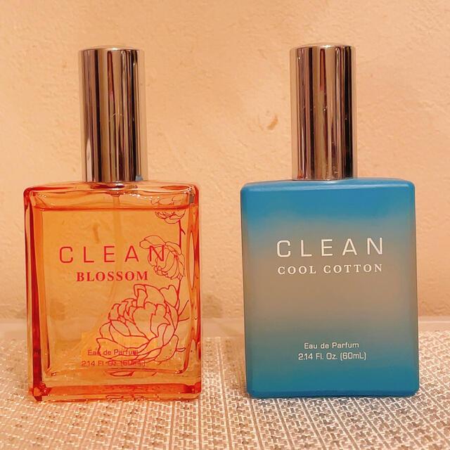 CLEAN(クリーン)のCLEAN クールコットン&ブロッサムEP 9割 コスメ/美容の香水(ユニセックス)の商品写真