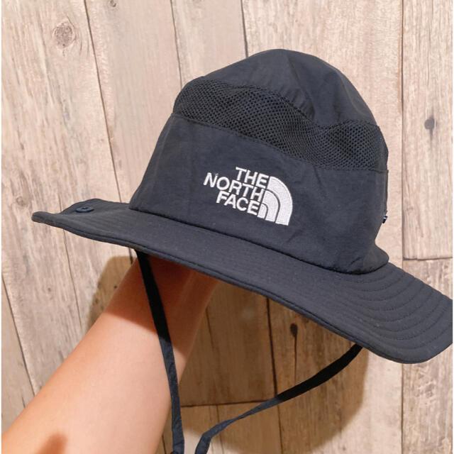 THE NORTH FACE(ザノースフェイス)のノースフェイス サンシールドハット size/KM キッズ/ベビー/マタニティのこども用ファッション小物(帽子)の商品写真