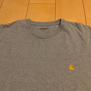 carhartt - carhartt ロゴポイント Tシャツ