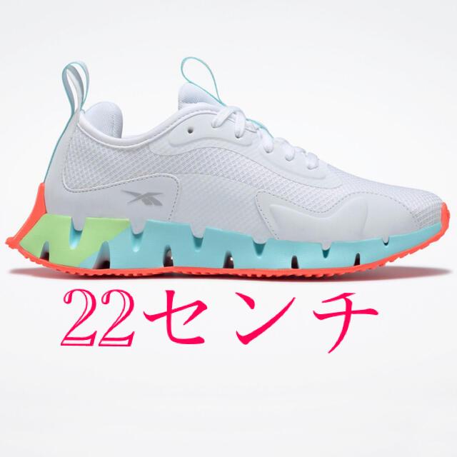 Reebok(リーボック)のリーボック スニーカー 22センチ レディースの靴/シューズ(スニーカー)の商品写真