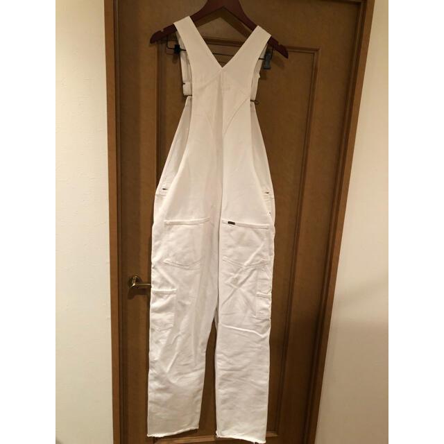 Supreme(シュプリーム)のSupreme オーバーオール M シュプリーム デニム メンズのパンツ(サロペット/オーバーオール)の商品写真