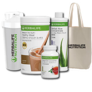 Herbalife Nutritional ヘルシーブレックファストセット(プロテイン)