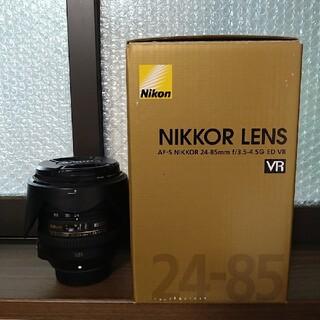 Nikon AF-S NIKKOR 24-85mm F3.5-4.5G ED V