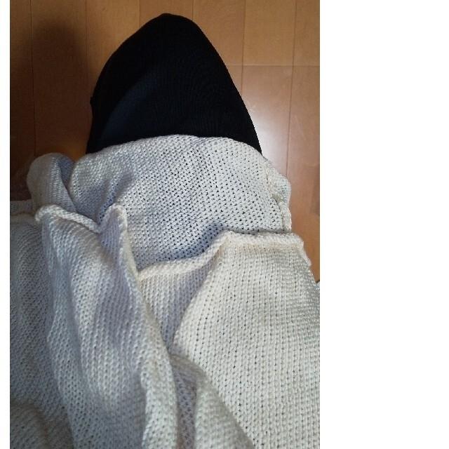 UNIQLO(ユニクロ)のユニクロのサマーニット【新品】 レディースのトップス(ニット/セーター)の商品写真