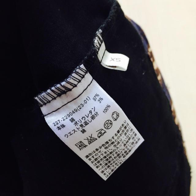 GU(ジーユー)のgu ブラックショーパン レディースのパンツ(ショートパンツ)の商品写真