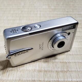 キヤノン(Canon)のキヤノン IXY DIGITAL L2(コンパクトデジタルカメラ)