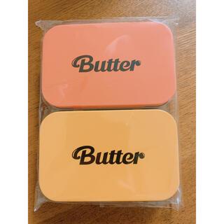 防弾少年団(BTS) - BTS Butter weverse特典 缶ケース