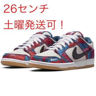 ナイキ(NIKE)のParra Nike SB Dunk Low Pro ナイキ ダンク 26センチ(スニーカー)