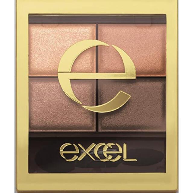 excel アイシャドウ SR03 コスメ/美容のベースメイク/化粧品(アイシャドウ)の商品写真
