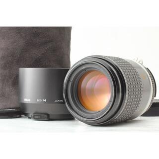 ニコン(Nikon)のNikon ニコン Ai-S Micro Nikkor 105mm f2.8(レンズ(ズーム))