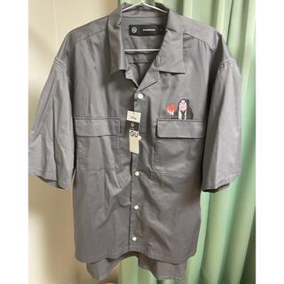 UNDERCOVER - GU アンダーカバー オープンカラーシャツ