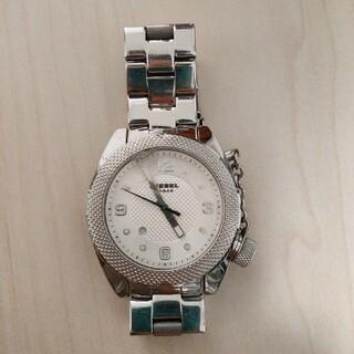 ディーゼル(DIESEL)の【傷あり】DIESEL 腕時計 レディース メンズ(腕時計)