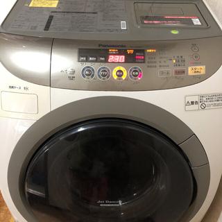 Panasonic - Moneta 様専用です。8/10まで(ドラム式)洗濯乾燥機【配送設置込み】