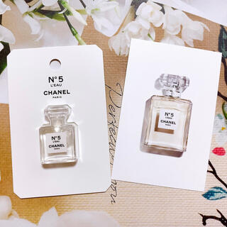 CHANEL - シャネルファクトリー 香水サンプル ノベルティ