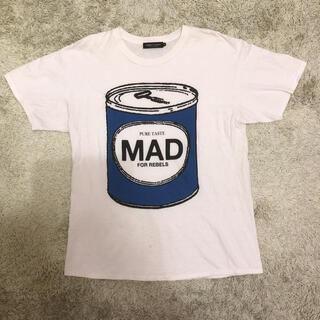 UNDERCOVER - UNDER COVER アンダーカバー MAD 缶 プリント Tシャツ Lサイズ