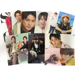 ジャニーズ(Johnny's)のKing & Prince 平野紫耀 厚紙(アイドルグッズ)