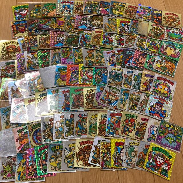 【ラッド様 専用】旧ビックリマンシール ヘッド 300枚以上 エンタメ/ホビーのアニメグッズ(カード)の商品写真
