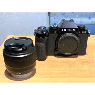 富士フイルム - 美品‼︎ FUJIFILM X-S10 XC15-45mm レンズキット 付属品