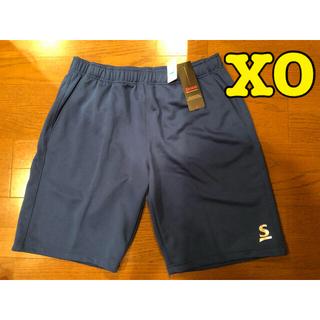 スリクソン(Srixon)のスリクソン ハーフパンツ テニス ブルー メンズ 2XL 3L XO(ウェア)