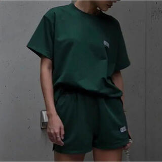 ACLENT Point logo over tee(Tシャツ(半袖/袖なし))