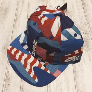 NIKE - ナイキ キャップ  帽子 SB アメリカ オリンピック スケボー 堀込