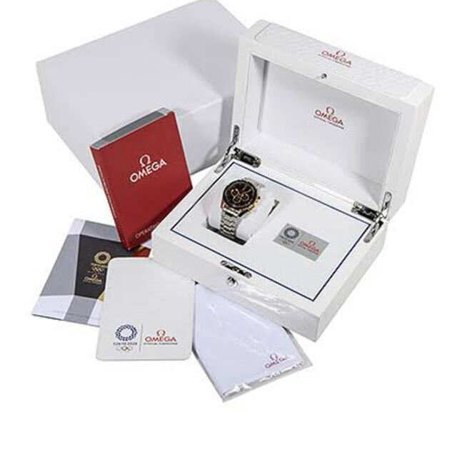 OMEGA(オメガ)のオメガ東京オリンピック2020年限定モデル新品正規店保証5年。 メンズの時計(その他)の商品写真