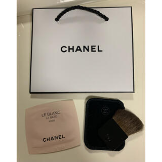 シャネル(CHANEL)のシャネル CHANEL メイクアップベース ブラシ (化粧下地)