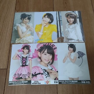 エイチケーティーフォーティーエイト(HKT48)のHKT48宮脇咲良 生写真 セット   4                (アイドルグッズ)