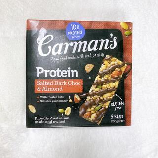 Carman's カーマンズ プロテインバー              5袋入り(プロテイン)