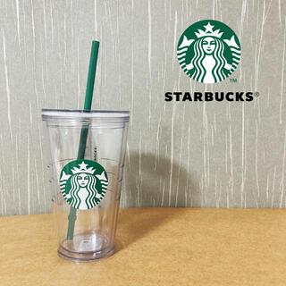 Starbucks Coffee - スターバックス アクリル ダブルウォール タンブラー リユーザブルカップ