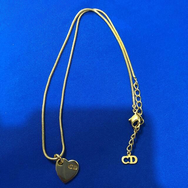 Christian Dior(クリスチャンディオール)のクリスチャンディオール ネックレス レディースのアクセサリー(ネックレス)の商品写真
