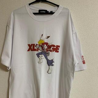 エクストララージ(XLARGE)のxlarge サマーウォーズ Tシャツ Lサイズ(Tシャツ/カットソー(半袖/袖なし))