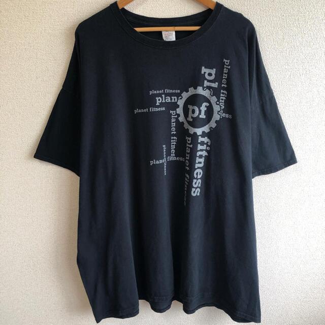 フルーツオブザルーム フィットネス プリント Tシャツ メンズのトップス(Tシャツ/カットソー(半袖/袖なし))の商品写真