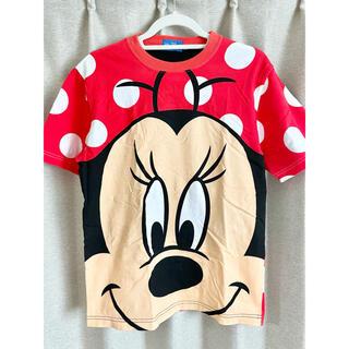 Disney - ディズニー ミニー Tシャツ グッズ ランド シー 半袖 Mサイズ