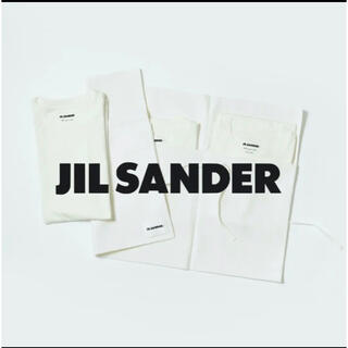 Jil Sander - Jil Sander ジルサンダー マルチパック Tシャツ  ホワイト Lサイズ
