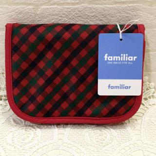 ファミリア(familiar)の定価4,320円 ♡新品 タグ付き♡ familiar 財布 ファミリア(財布)