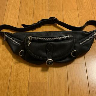 クロムハーツ(Chrome Hearts)のクロムハーツ スナットパック SNAT バッグ ウォレット 財布 JJ リュック(ボディーバッグ)