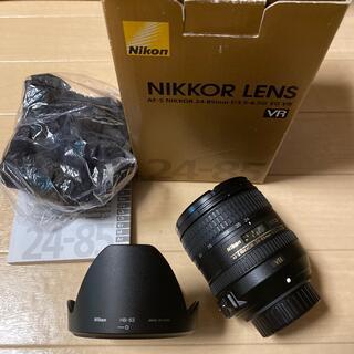 Nikon - 美品 ニコン AF-S 24-85 f3.5-4.5G ED VR フルサイズ