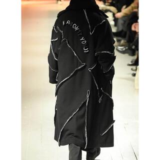 Yohji Yamamoto - yohji yamamoto pour homme 20AW つまみ縫いコート