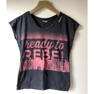Reebok - Reebok リーボック ノースリーブTシャツ レディースMサイズ ブラック