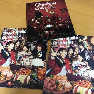 Johnny's - King&Prince クリスマスパンフレット