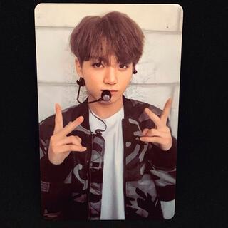 ボウダンショウネンダン(防弾少年団(BTS))の【超貴重】BTS Memories2017 封入 トレカ グク ジョングク(K-POP/アジア)