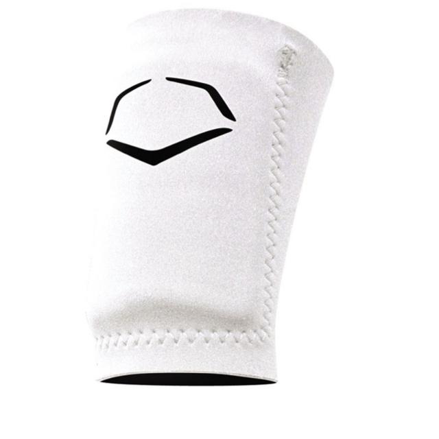 wilson(ウィルソン)の(新品)Evoshield エボシールド リストガード ホワイト Mサイズ スポーツ/アウトドアの野球(防具)の商品写真