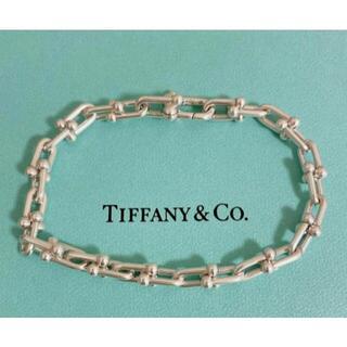 Tiffany & Co. - ティファニー ハードウェア リンクブレスレット ミディアム